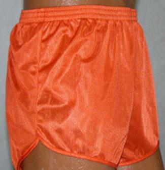 original nylon tricot running shorts
