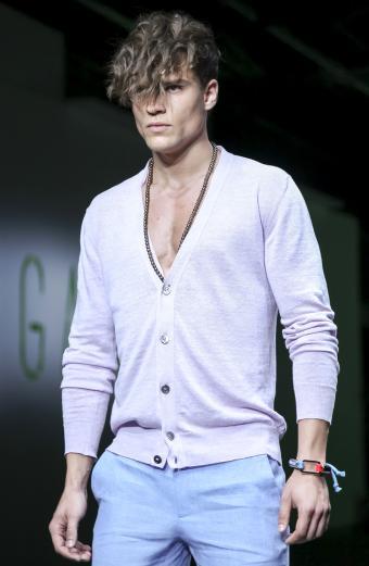 Men's Designer Cardigan Sweater Pictures