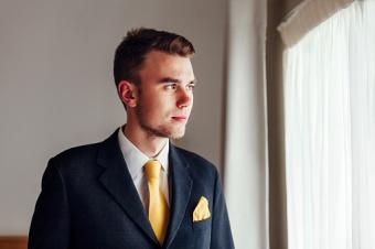well-dressed businessman