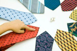 How to Pick Neckties