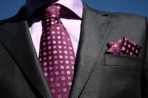 Mens Silk Suits