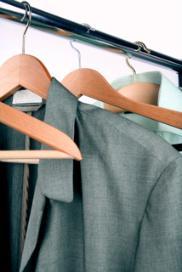 Garment Bag Suit Hanger
