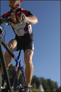 Men in Bike Shorts