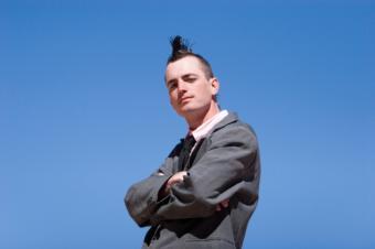 Men's Punk Fashion Pictures