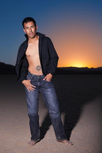 Guys in Jeans Gallery