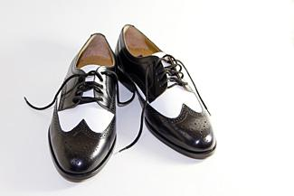 1940's Style Shoes