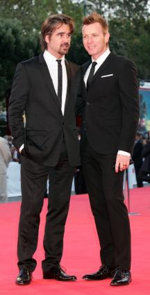 Colin Farrell and Ewan McGregor