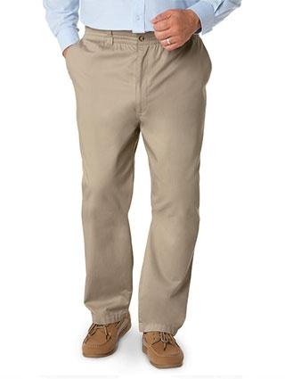 Canyon Ridge Elastic-Waist Pants