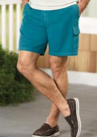 Haband 5-pocket cargo shorts
