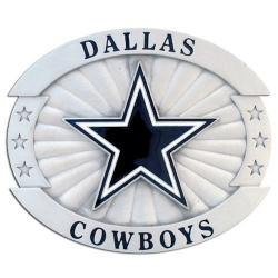 NFL Dallas cowboys buckle