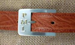The Longview buckle