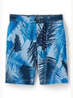 "Lands' End Men's 9"" Board Shorts"