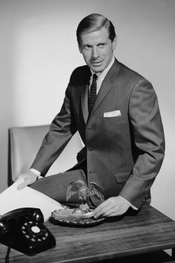1964 men's business suit