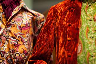 60's men's psychedelic fashion