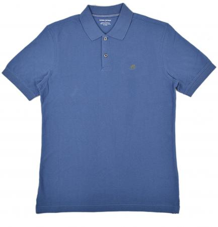 Banana Republic Men's Polo T-Shirt Bright Blue XL