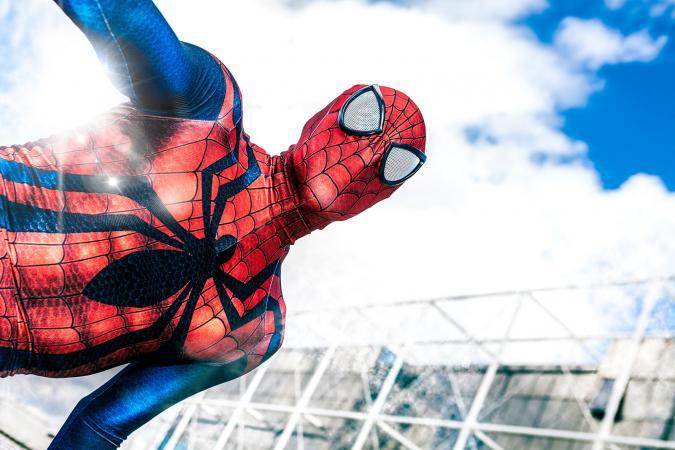 Spiderman Marvel Comics superhero
