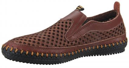Mohem Poseidon slip-on loafers