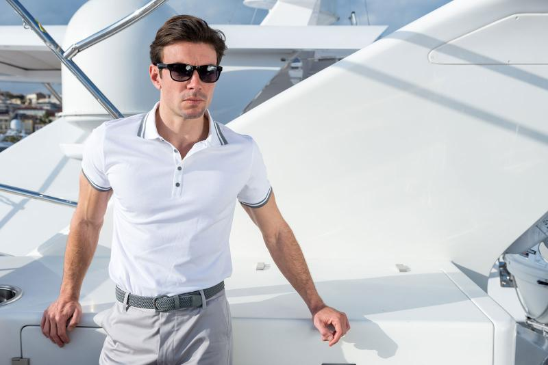 When Does a Man Tuck in a Polo Shirt?   LoveToKnow