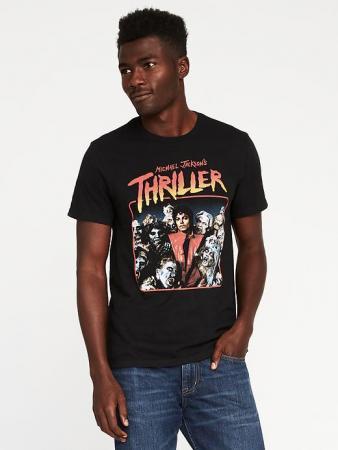 Michael Jackson's Thriller Tee
