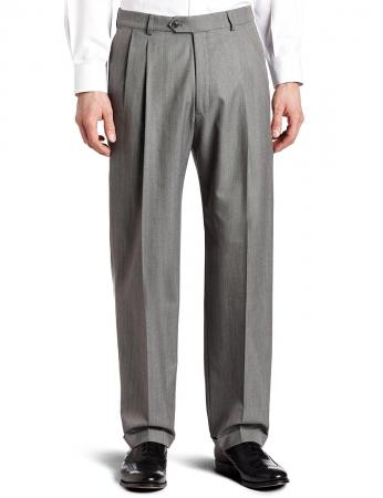 Cuffed Dress Pants