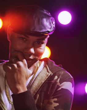African American Man Hip Hop Fashion