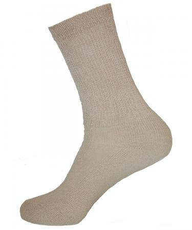 Sole Pleasers Men's Diabetic Crew Sock