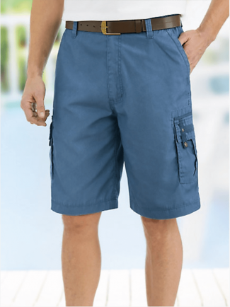 Mountaineer 6 Pocket Cargo Shorts