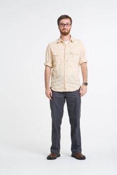 Man wearing pants