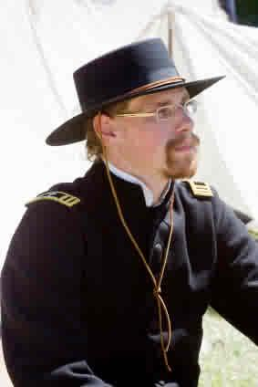 Uniform of a Union Soldier