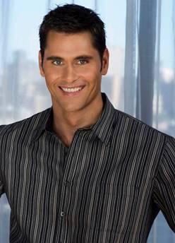 Project Runway's Jack Mackenroth.