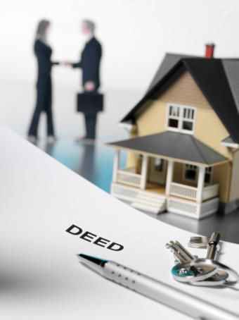 Deed and home