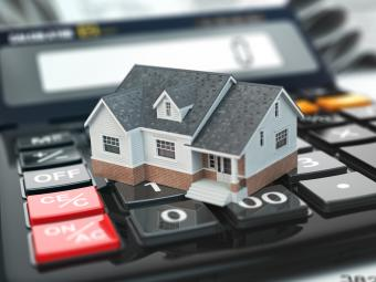House on Mortgage calculator