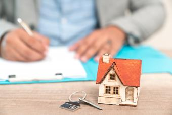 signing investment property contract