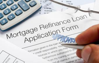 Approved Mortgage Refinance Application Form