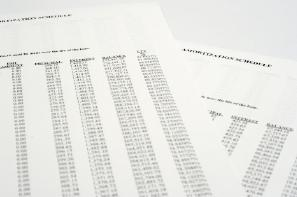 30 Year Amortization Table