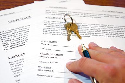 housing contracts