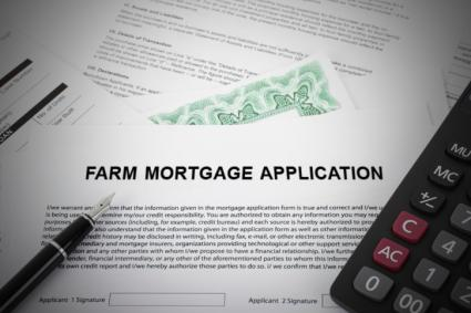 Farm Mortgage Application
