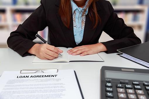 financing loan agreement