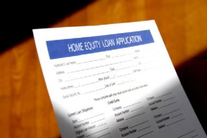 Equity Loan Application