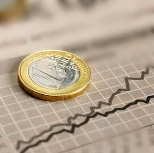 Euro and Chart