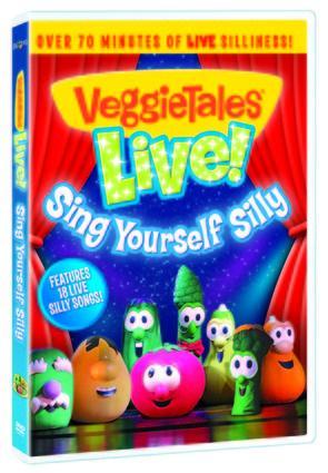 VeggieTales Live! DVD Review