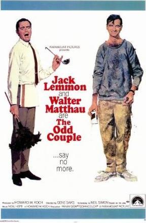 Odd Couple movie poster