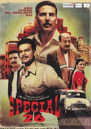 Special 26 Bollywood movie