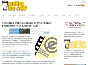 The India Public Domain Movie Project