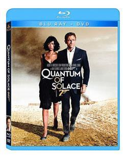 Quantum of Solace 007