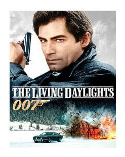 The Living Daylights 007