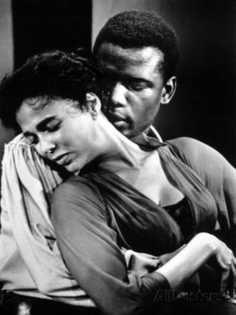 Scene from Porgy and Bess