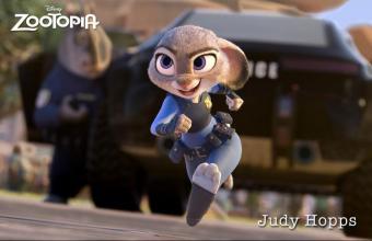 Zootopia's Judy