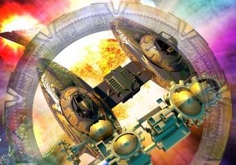 Buy Stargate Atlantis DVD