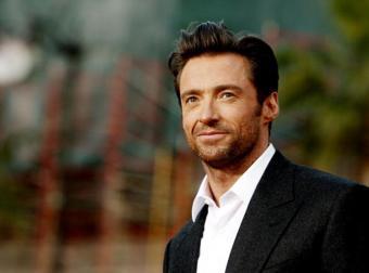 Hugh Jackman of X-Men Origins: Wolverine